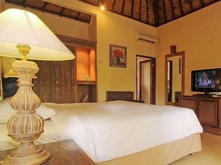 Sari Sanur Resort Bali - Kamar tidur