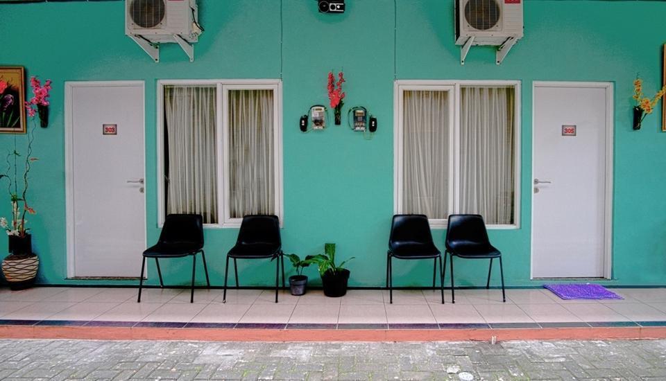 Sri Wedari Guesthouse Yogyakarta - Eksterior
