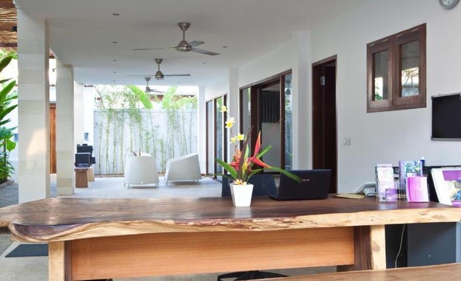 Anemalou Villas & Spa Seminyak - Interior