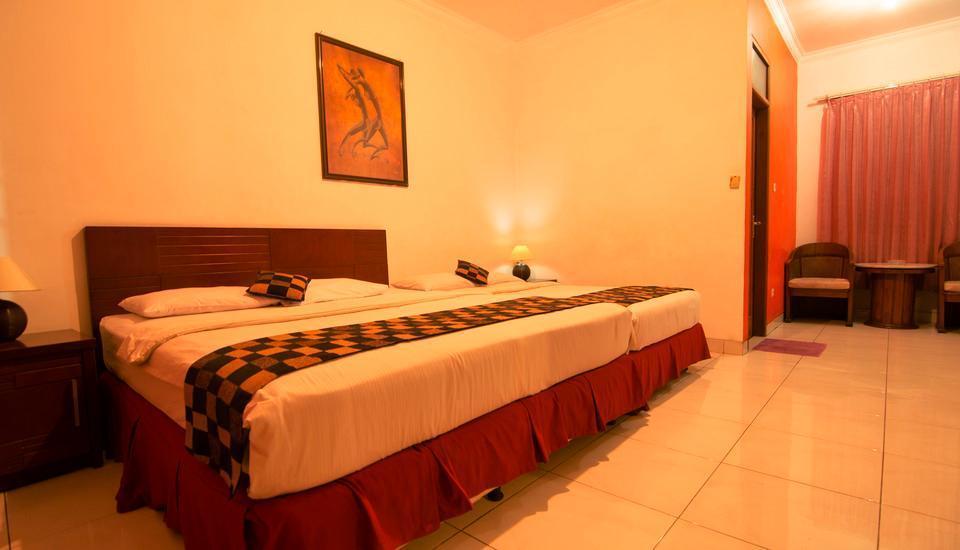 Guest House and Salon Spa Fora Lingkar Selatan Bandung - Family Room 4 orang