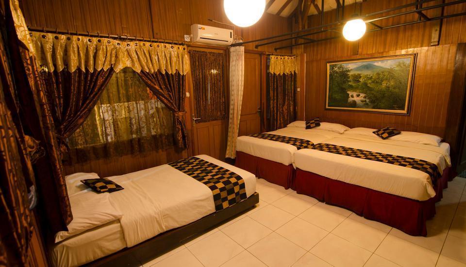 Guest House and Salon Spa Fora Lingkar Selatan Bandung - Family Room 6 orang