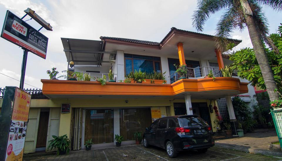Guest House and Salon Spa Fora Lingkar Selatan Bandung - Tampilan