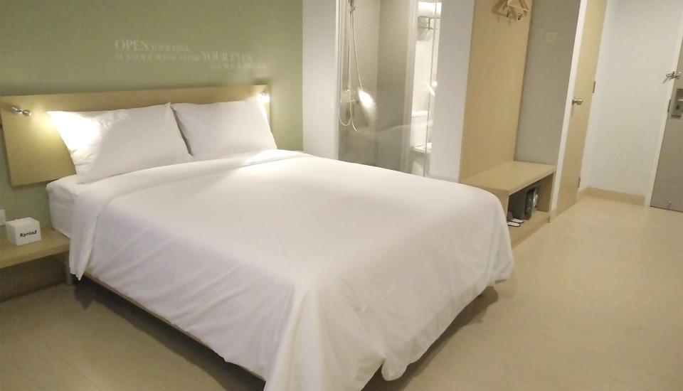 Kyriad Hotel Fatmawati Jakarta Jakarta - grand deluxe room ( kasur besar )
