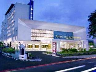 Atria Hotel Magelang - Tampilan Luar Hotel