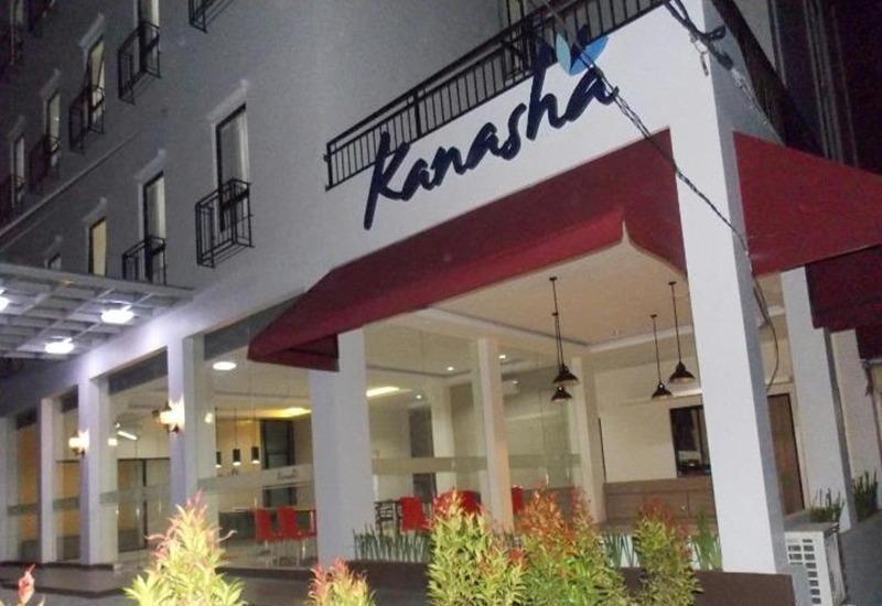 Kanasha Hotel Medan - EKSTERIOR