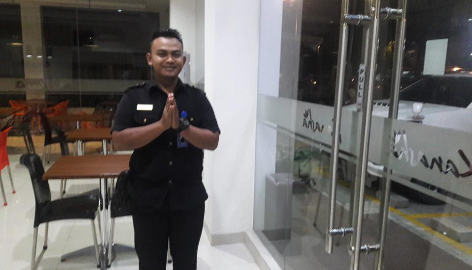 Kanasha Hotel Medan - Keamanan