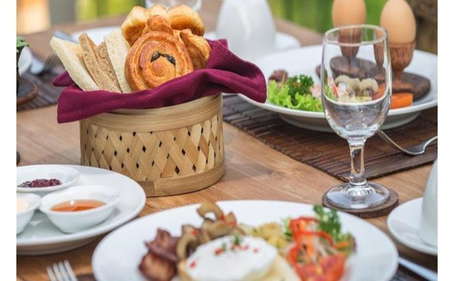 Anulekha Resort and Villa Bali - Menu