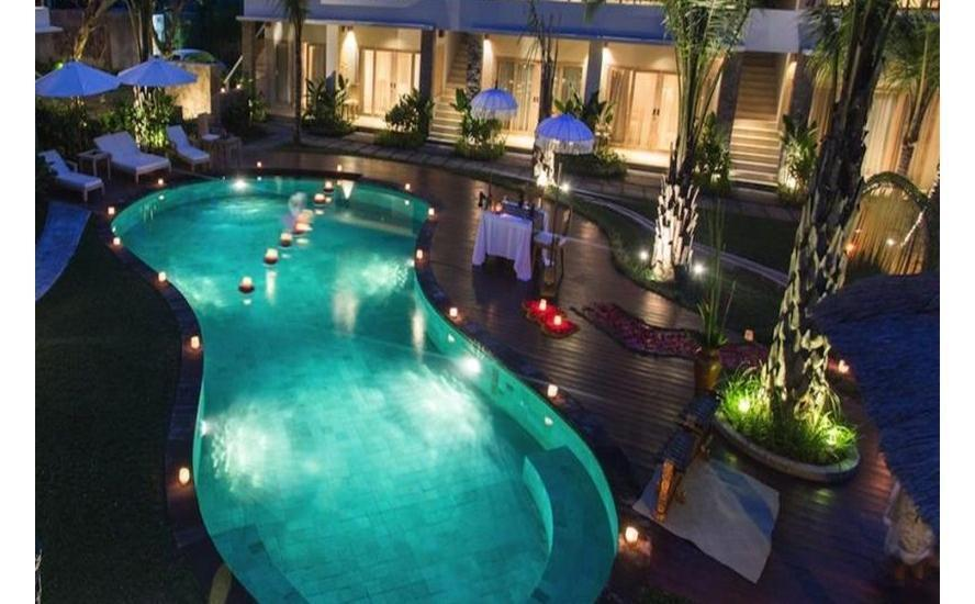 Anulekha Resort and Villa Bali - Kolam Renang