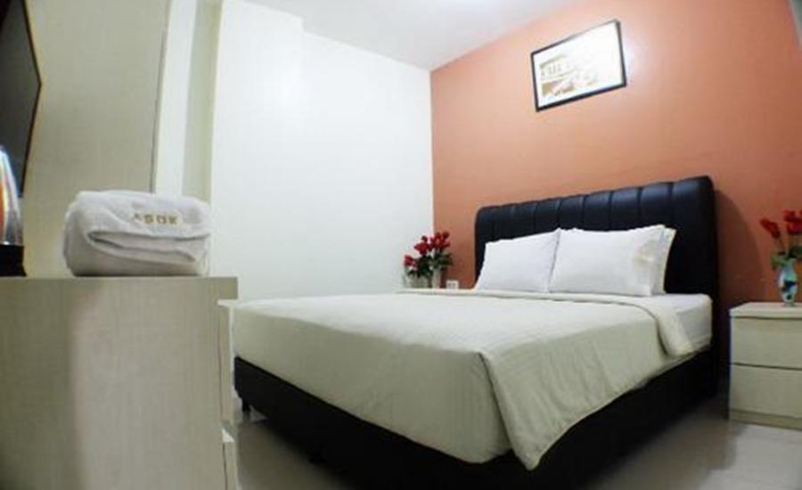 Smart Room Near Pasteur Bandung - Smart Room Only Basic Deal Smart Room