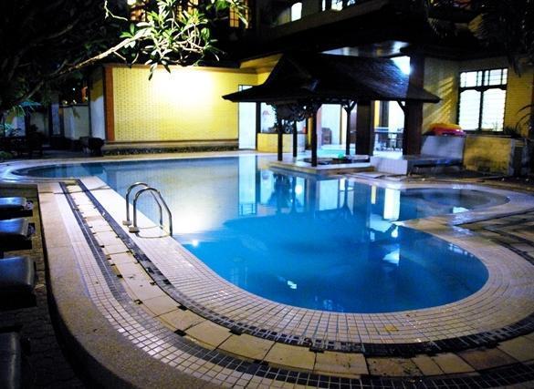 Bali Segara Hotel Bali - Kolam Renang