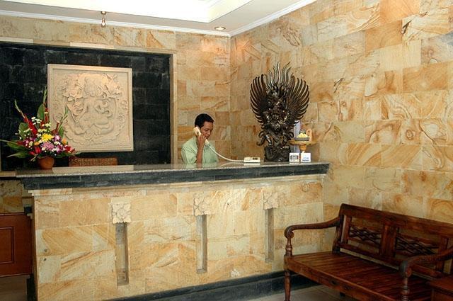 Bali Segara Hotel Bali - Resepsionis