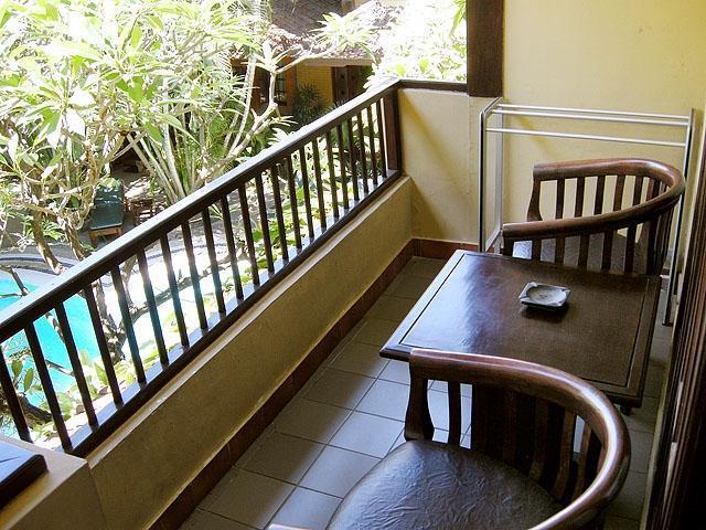 Bali Segara Hotel Bali - Teras - Superior Room