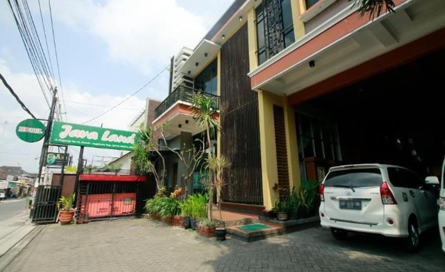 Java Land Hotel Yogyakarta - Eksterior