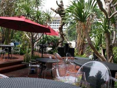 Amaroossa Bandung - Restoran (Outdoor)