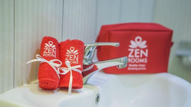 ZenRooms Lembongan Selegimpak Bay Villa Bali - Kamar mandi