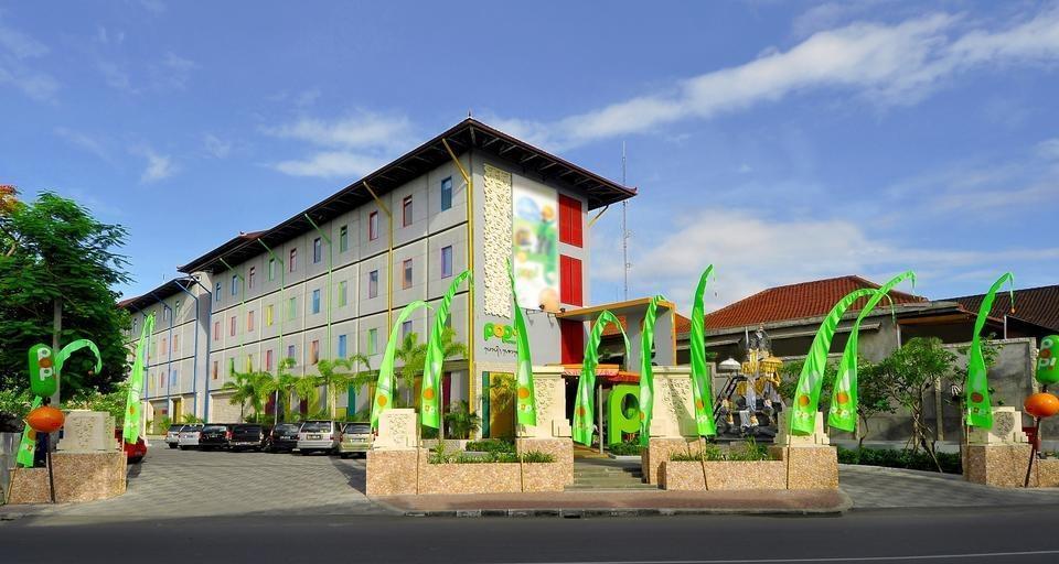 POP Hotel Teuku Umar - Eksterior