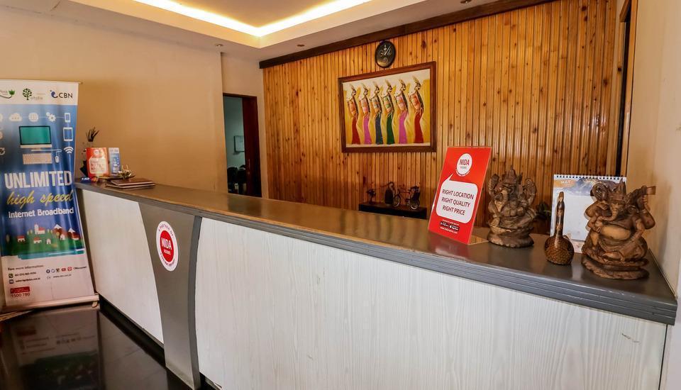 NIDA Rooms Puncak KM 65 Megamendung - Resepsionis