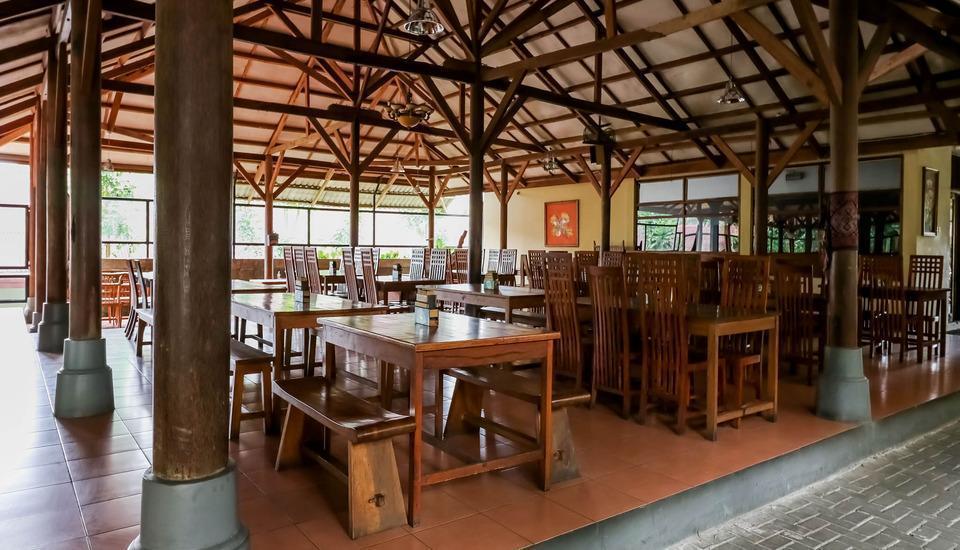 NIDA Rooms Puncak KM 65 Megamendung - Restoran