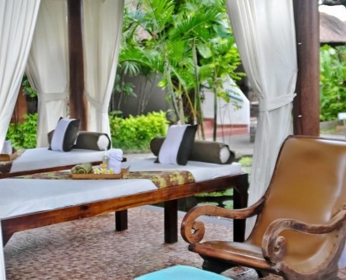 Sativa Sanur Cottages Hotel Bali - Spa