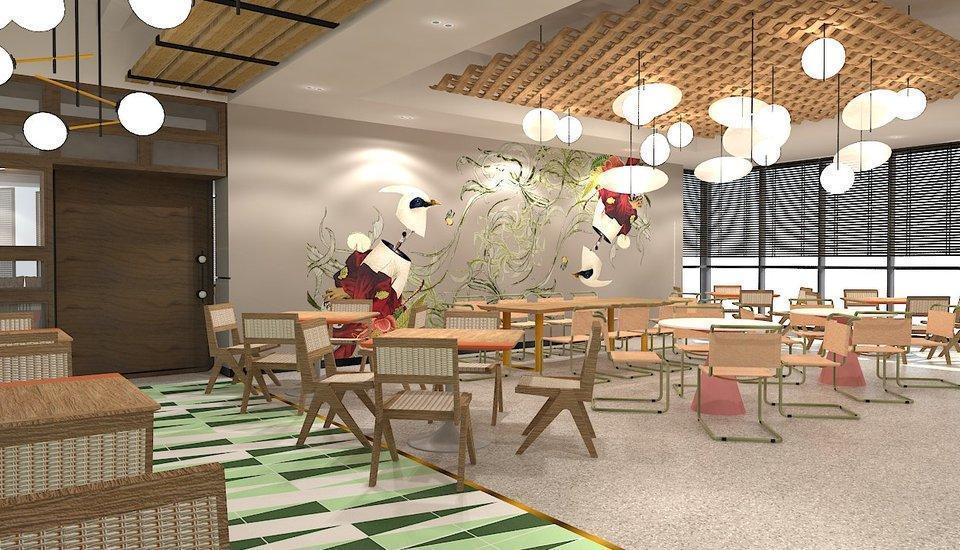 Artotel Yogyakarta Yogyakarta - Roca Restaurant