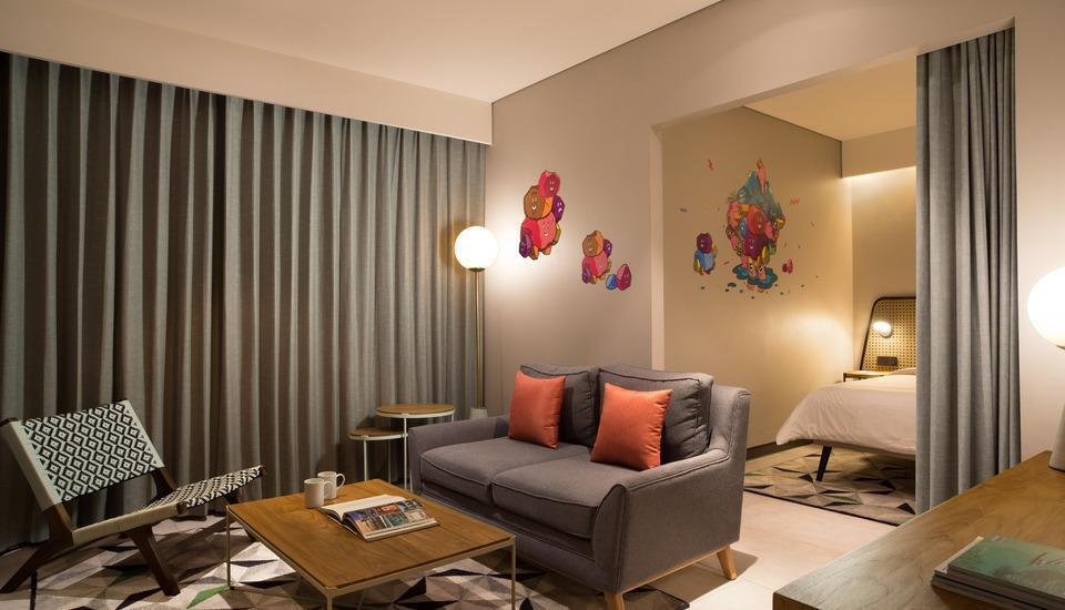 Artotel Yogyakarta Yogyakarta - Guestroom