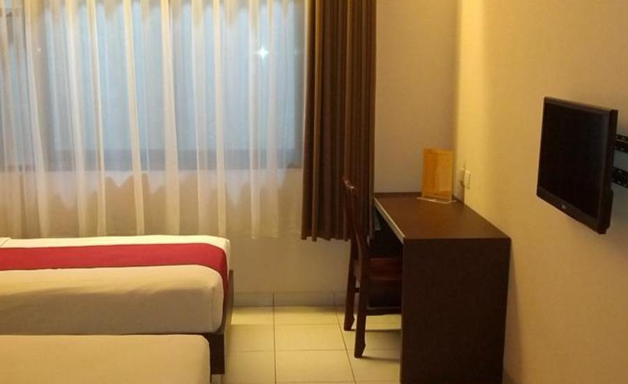 Sukajadi Hotel Bandung - Standard Room With Breakfast Regular Plan