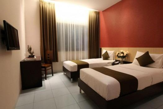 Sukajadi Hotel Bandung - Superior Room Only Basic Deal, Save 30% (No Refund)