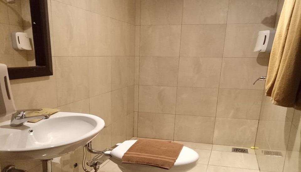 Sukajadi Hotel Bandung - Bathroom Mini Room