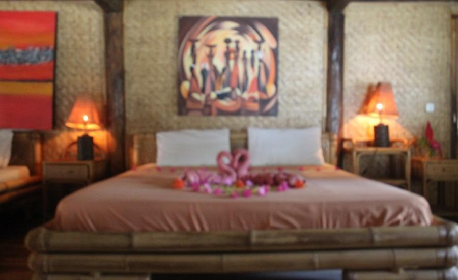 Dolphin Lodge Sekotong Lombok - Family Room With Fan Minimum stay 2 night Nyepi