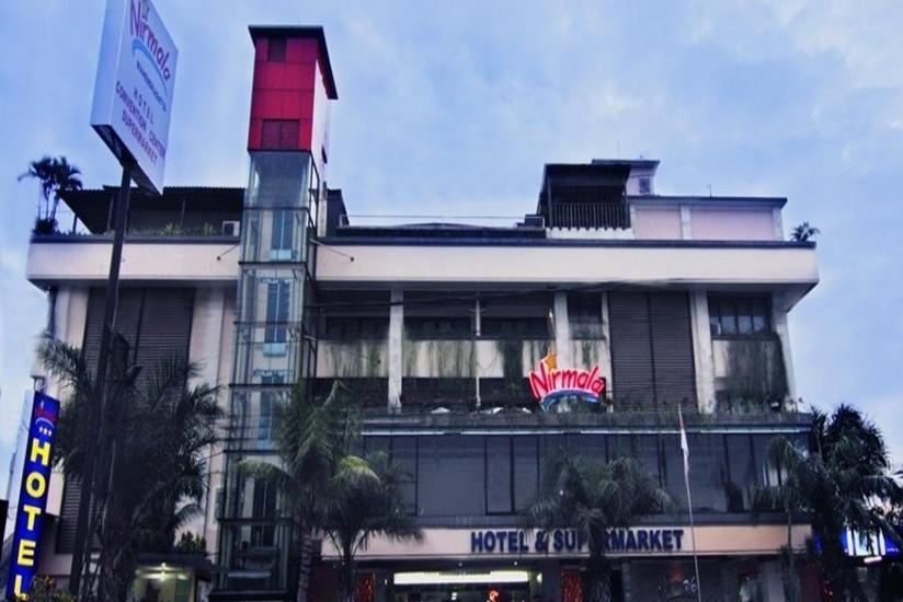 Hotel Nirmala Denpasar - Tampilan Luar Hotel