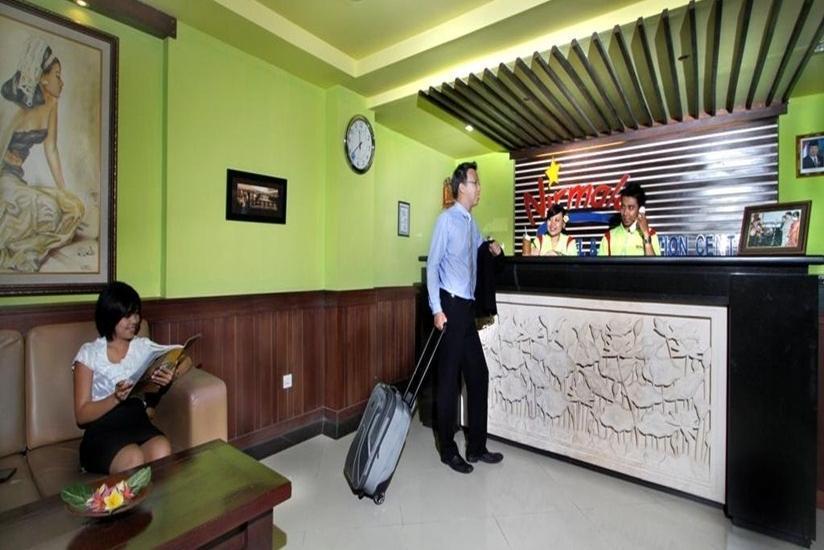 Hotel Nirmala Denpasar - Resepsionis