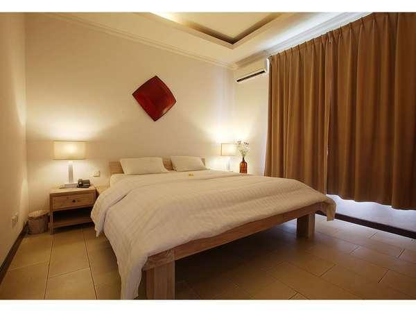 The Studio Bali - Suite Bedroom