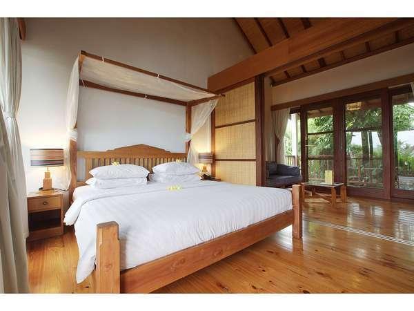 The Studio Bali - Budget Villa Bedroom