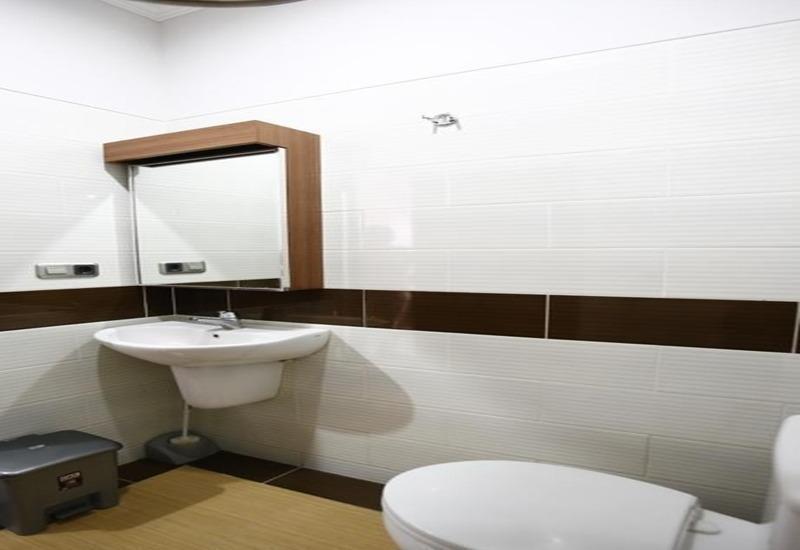 RedDoorz at Kebon Baru - Kamar mandi