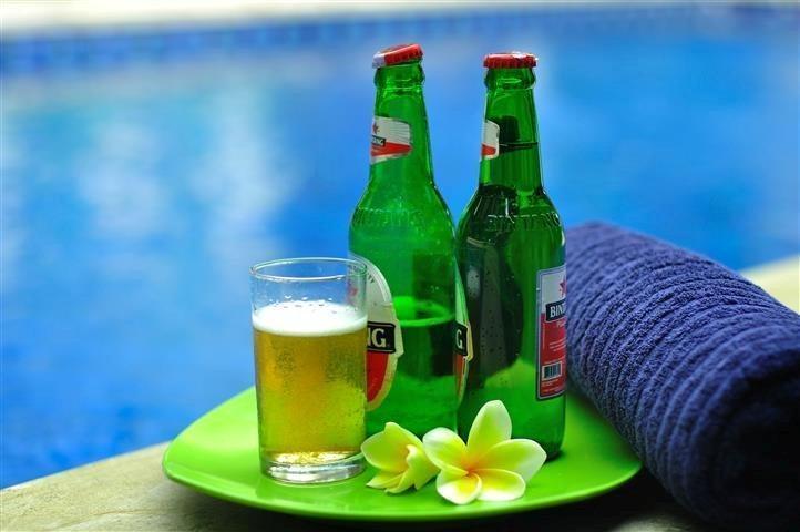 Coco De Heaven Bali - Minuman
