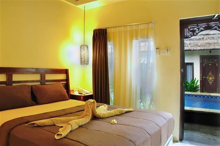 Coco De Heaven Bali - Deluxe Room with Breakfast #WIDIH