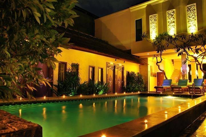 Coco De Heaven Bali - Kolam Renang