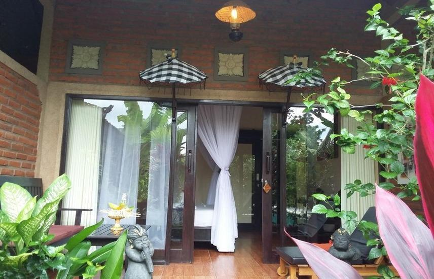 The Sari Bungalows Bali - Exterior
