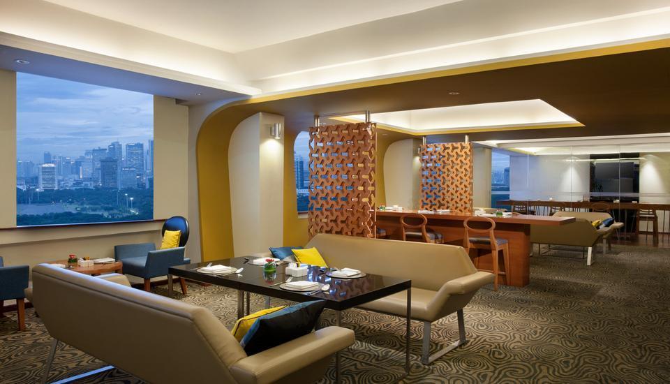 Hotel Alila Jakarta - Executive Lounge