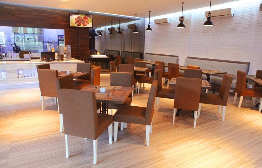 Palmy Exclusive Hotel Berau - Restoran