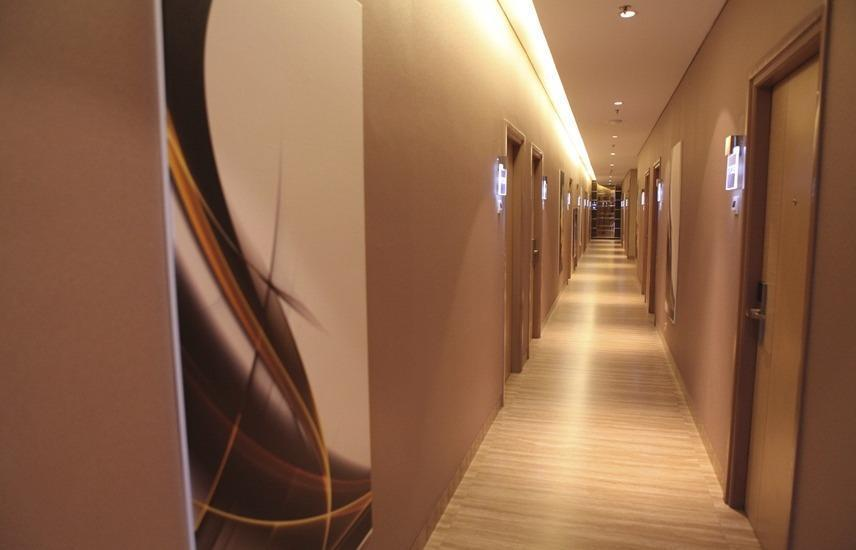 Palmy Exclusive Hotel Berau - Koridor