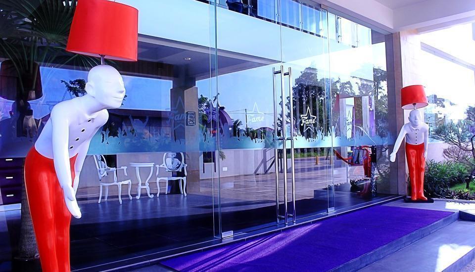 Fame Hotel Batam Batam - Pintu Masuk