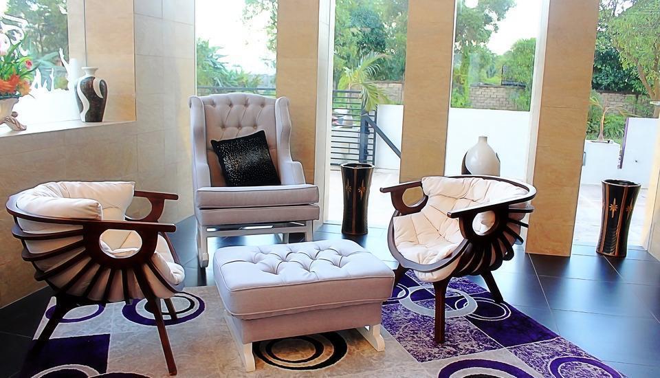 Fame Hotel Batam Batam - Lobby Area