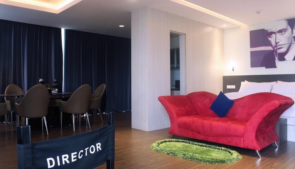 Fame Hotel Batam Batam - Suite Room
