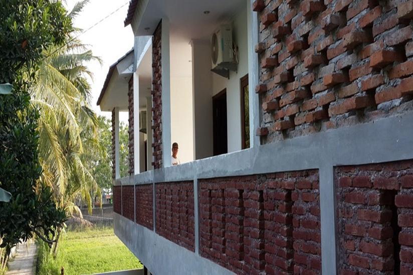 Omah Dusun Padi View Yogyakarta - Eksterior