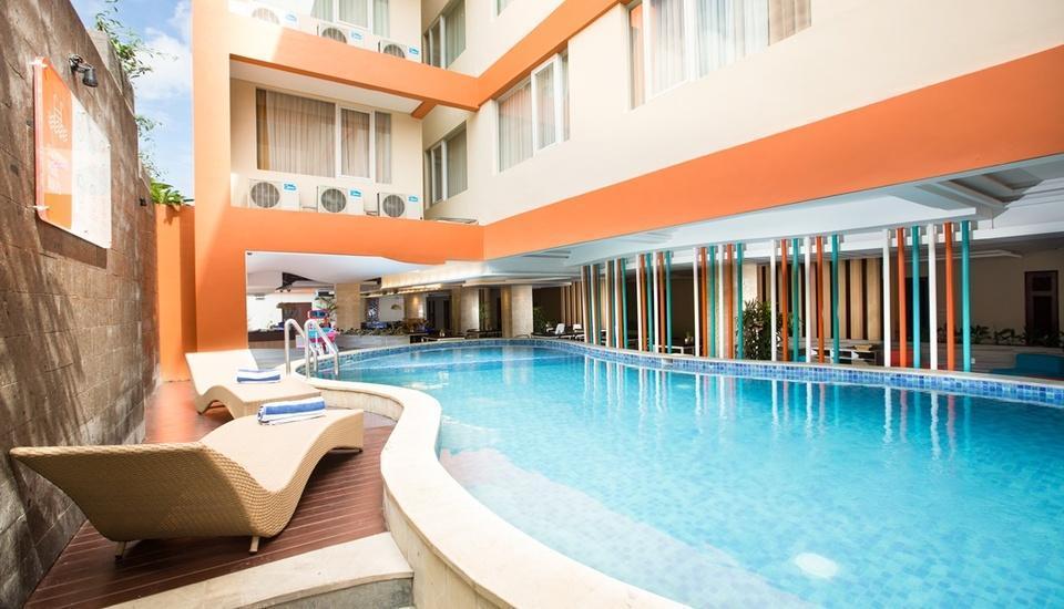 Siesta Legian Hotel Bali - Pool