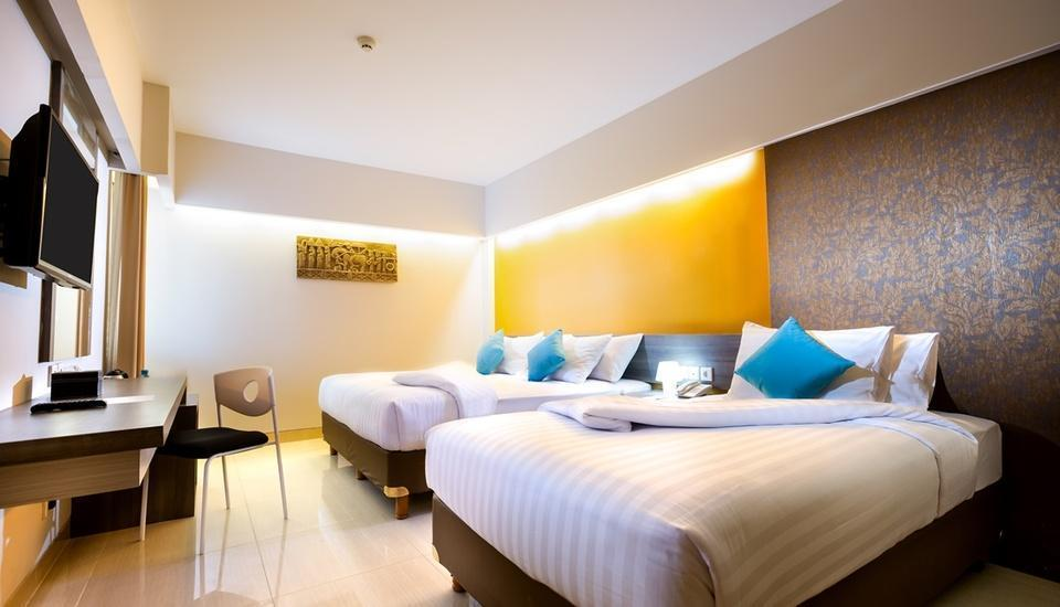 Siesta Legian Hotel Bali - Family Room Minimum stay 2Nights