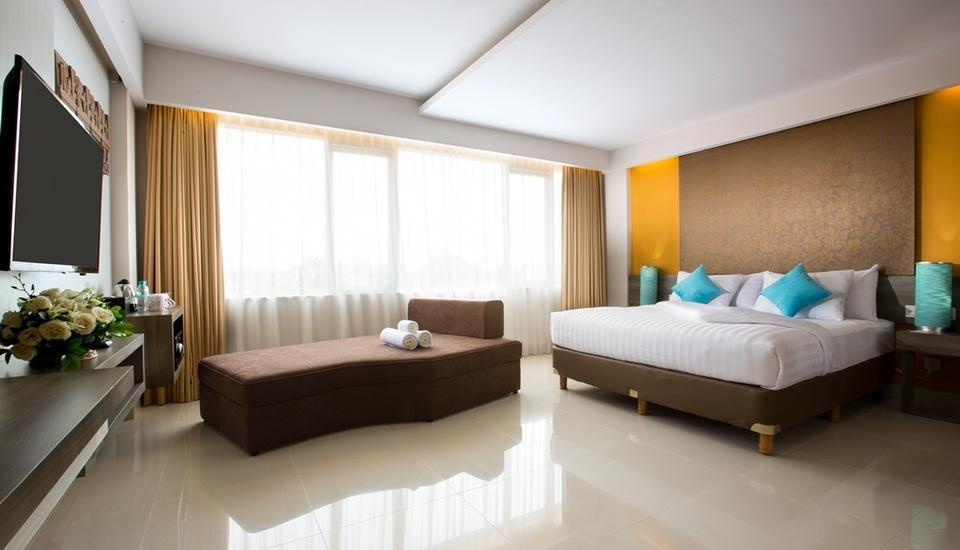 Siesta Legian Hotel Bali - Suite Room