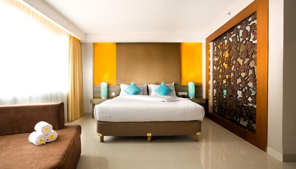 Siesta Legian Hotel Bali - Suite Room Last Minute Offer!