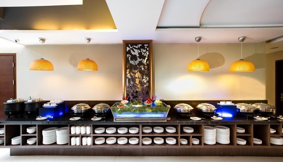Siesta Legian Hotel Bali - Buffet
